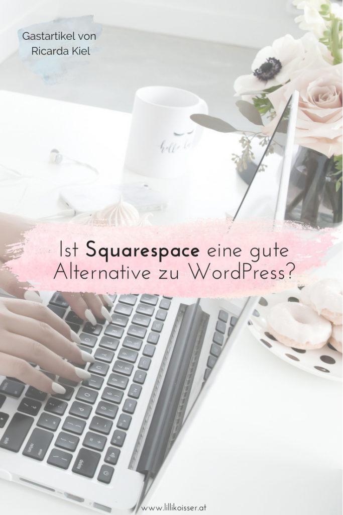 Squarespace Alternative zu WordPress