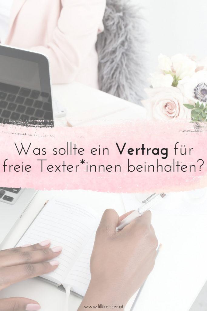 Vertrag für freie Texter_innen