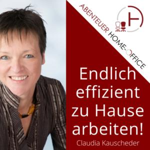 Podcast für Selbstständige: Abenteuer Home-Office