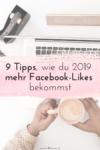 Facebook-Likes bekommen
