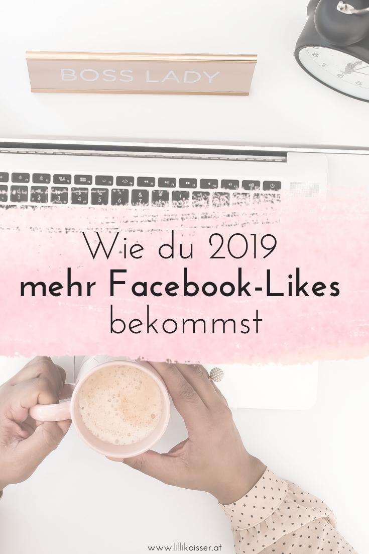 Mehr Facebook-Likes und Fans bekommen