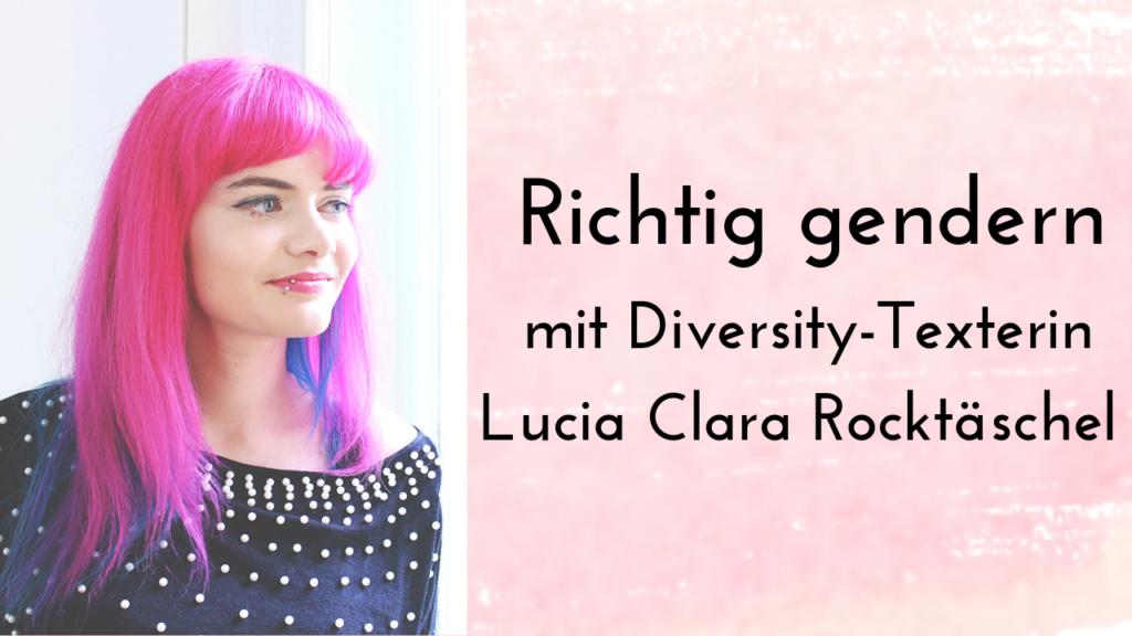 Richtig gendern: Wie du gendergerechte Sprache im Marketing einsetzt
