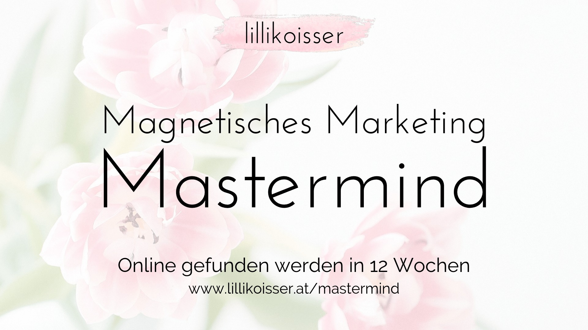 Magnetisches Marketing Mastermind