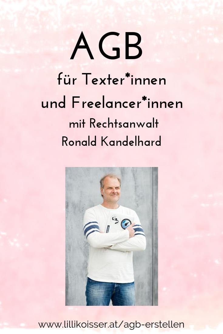 AGB erstellen für Texter und Freelancer