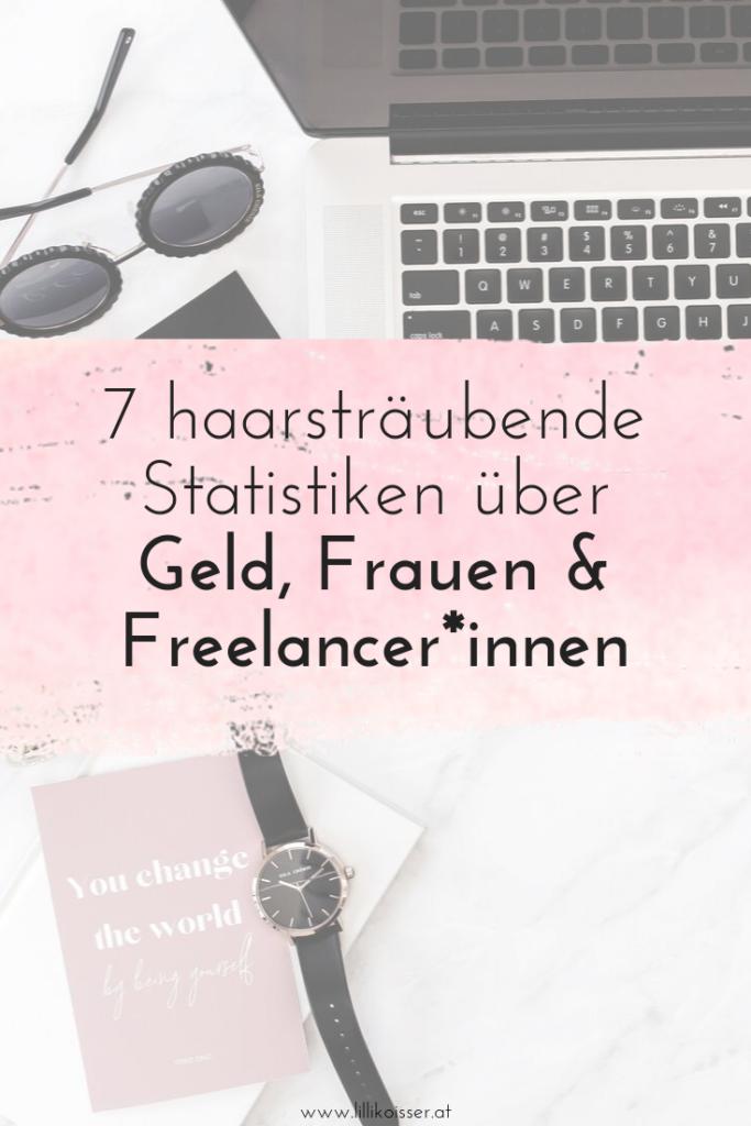 7 haarsträubende Statistiken über Geld, Frauen und Freelancer*innen