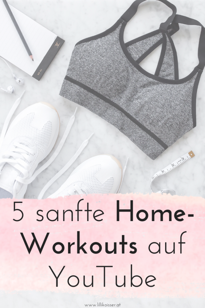 5 Home-Workouts auf YouTube