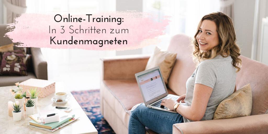 Kostenloses Online-Training: Die 3 häufigsten Fehler bei der Kundengewinnung als Freiberufler*in
