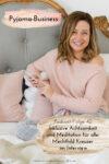 Pyjama-Business Podcast Folge 42: Inklusive Achtsamkeit und Meditation für alle: Mechthild Kreuser im Interview